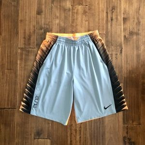 MENS XL NIKE ELITE dri-fit SHORTS athletic